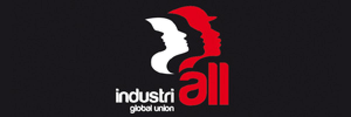 Gráficas IndustriAll Global